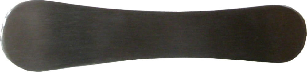 Stainless steel spatula 200 x19mm small